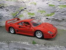 Polistil Ferrari F40 1:18 Red