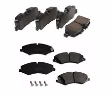 NEW Land Rover LR4 Range Rover Sport Set of Front and Rear Disc Brake Pad