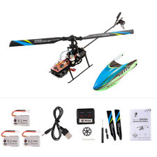 WLtoys V911S 4CH 6G Non-aileron RC Helicopter with Gyroscope + 3 Batteries M5B1