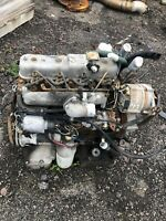 Isuzu  ThermoKing 4 Cylinder Diesel Engine  Runner