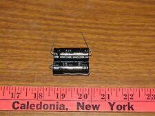 Nippon Capacitors  Alum. Electrolytic. 2200uf, 25V, lot of 2  1490303-343