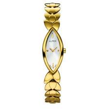 Alfex 5614.021 Swiss Made Women's Watch Gold