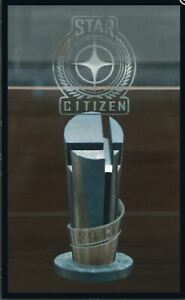 "Star Citizen ""GamesCon 2943"" Hangar Trophy extremely rare"
