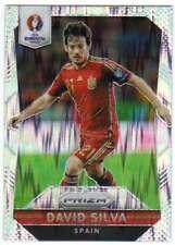2016 Panini UEFA Euro Prizm Flash PRIZM #40 David Silva Spain