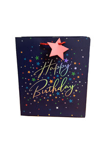 Gift Bag (Medium) - Happy Birthday