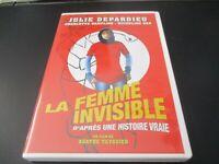 "DVD ""LA FEMME INVISIBLE"" Julie DEPARDIEU, Charlotte RAMPLING, Micheline DAX"