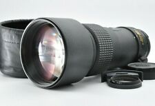 N.MINT Nikon AF NIKKOR 300mm f/4 ED telephoto prime lens Filter Cover JAPAN DHL.