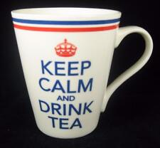 'Keep Calm and Drink Tea' Ceramic Mug