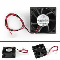 10PCS 24V 50x50x20mm 5020s 2Pin 0.23A Fan DC Duct Ventilation Cooler Fan Wire