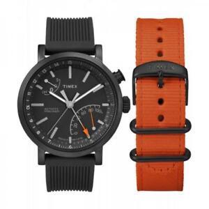 Orologio + Cinturino TIMEX METROPOLITAN+ TWG012600 Passi Distanza Bluetooth