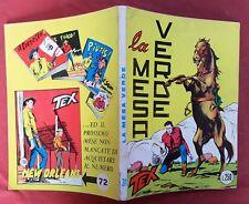 FUMETTO TEX GIGANTE N 31 9/1966 LA MESA VERDE AUT 2926 S. BONELLI ED. ARALDO