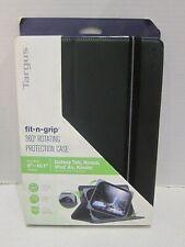 TARGUS THZ592US Fit-N-Grip 360 Flip Cover for Galaxy Tab, Nexus, iPad, Kindle