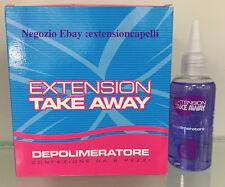 6 pz Solvente smontaggio rimozione extension ciocche cheratina remover socap