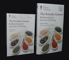 NEW DVD's Everyday Gourmet Lost Art of Cooking The Great Courses Teaching Co