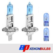 White Xenon Headlight Bulbs H1 100w Fits Honda CR-V MK3 2.2i-CTDI 4WD