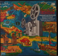 EUMIG MUSIC & SOUND EFFECTS FOR HOME MOVIES VRC-LPS 3119 MADE IN AUSTRIA EX+ CON