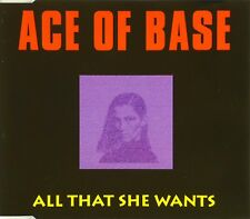 Maxi CD-Ace of Base-all that she wants - #a1882