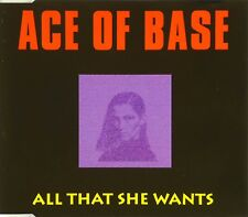 CD Maxi-Ace of Base-all that she wants - #a1882