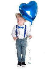 Kids Elastic Suspenders Classic Boys Girls Y Back Adjustable Braces