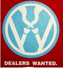 Dealers Wanted  Iron On Transfer
