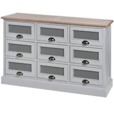 Solid Wood More than 6 Chests of Drawers