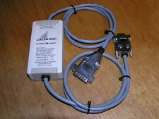Deltalogic 11900 ACCON-COM-Adapter for S5 Programming TTY to PC RS232 used good
