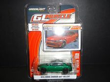 Greenlight Dodge Charger SRT Hellcat 2016 1/64 13160 CHASE