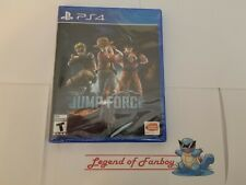 Jump Force - ps4 PlayStation 4 * New Sealed Game * Dragonball One Piece Naruto