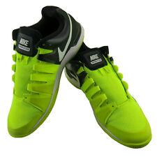 Nike Vapor 9.5 Tour Mens Size 11.5 US Neon Volt Black Tennis Shoes 631458-702