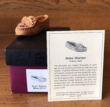 Raine Just the Right Shoe Brave Warrior Coa Box 25109