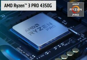 Aufrüstkit AMD Ryzen 3 PRO 4350G (4x 3,8GHz) +  Gigabyte A520M-DS3H mATX Board