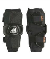 New Adidas Freak Flex AG Senior Lacrosse Arm Pads Size XL  Black  CF9660