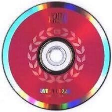 Paquete De 10 Arita Ritek 8x Pink Top de doble capa DVD + R DL 8.5 GB/240 minutos