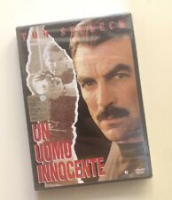 """DVD """"UN UOMO INNOCENTE"""" FUORI CATALOGO - SIGILLATO (TOM SELLECK)"""