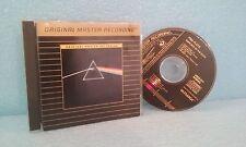 Pink Floyd Dark Side of the Moon Mobile Fidelity MFSL Ultradisc 24k Gold