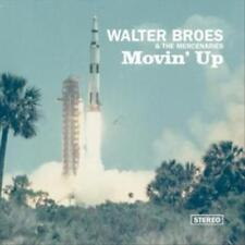 THE MERCENARIES/WALTER BROES - MOVIN' UP NEW CD