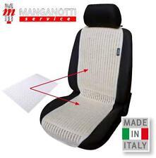 Coprisedile Proteggi Sedile Bianco Universale Tanga Cora per Auto Camper