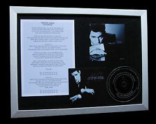 MICHAEL BUBLE EVERYTHING LTD GALLERY QUALITY CD FRAMED DISPLAY+FAST GLOBAL SHIP