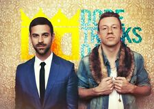 Macklemore and Ryan Lewis A3 Promo Poster M675