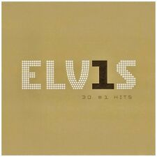 ELVIS PRESLEY - 30 #1 HITS CD (GREATEST HITS/VERY BEST OF/NUMBER ONES)
