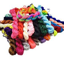 1/2mm*27m Nylon Cord Thread Braid String Thread String For Chinese Knot Bracelet