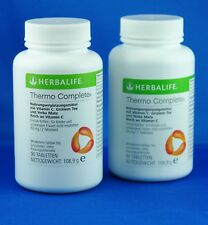 2x HERBALIFE ThermoComplete
