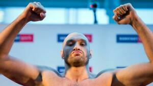 Tyson Fury Boxing Career Collection DVD