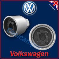 Volkswagen Security Master Locking Wheel Nut Key 536 S 17mm VW Golf Passat T4