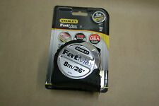 Brand New STANLEY FatMax Xtreme 8m/26' Tape - 33-893