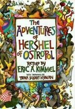 The Adventures of Hershel of Ostropol  (SOFTCOVER) by Eric Kimmel NEW Free Ship