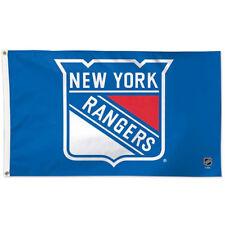 NY Rangers Large Flag