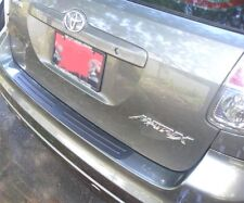 Rear Bumper Cover Top Surface Scuff Protector Will Fit 2003 2008 Toyota Matrix