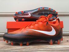 Nike Vapor Untouchable Pro CF Football Cleats Orange Men's size 11