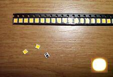 25 Stück LED SMD 2835 WARMWEIß DB2835S-C7-21 (60mA)